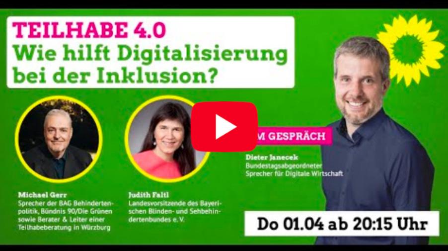 Wie hilft Digitalisierung bei der Inklusion?