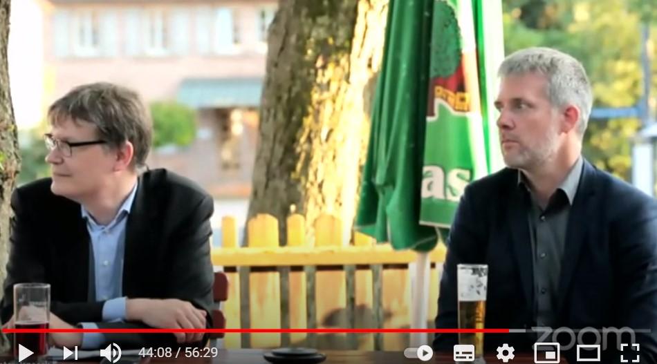 Die Grüne Wirtschaftsstrategie mit Sascha Müller