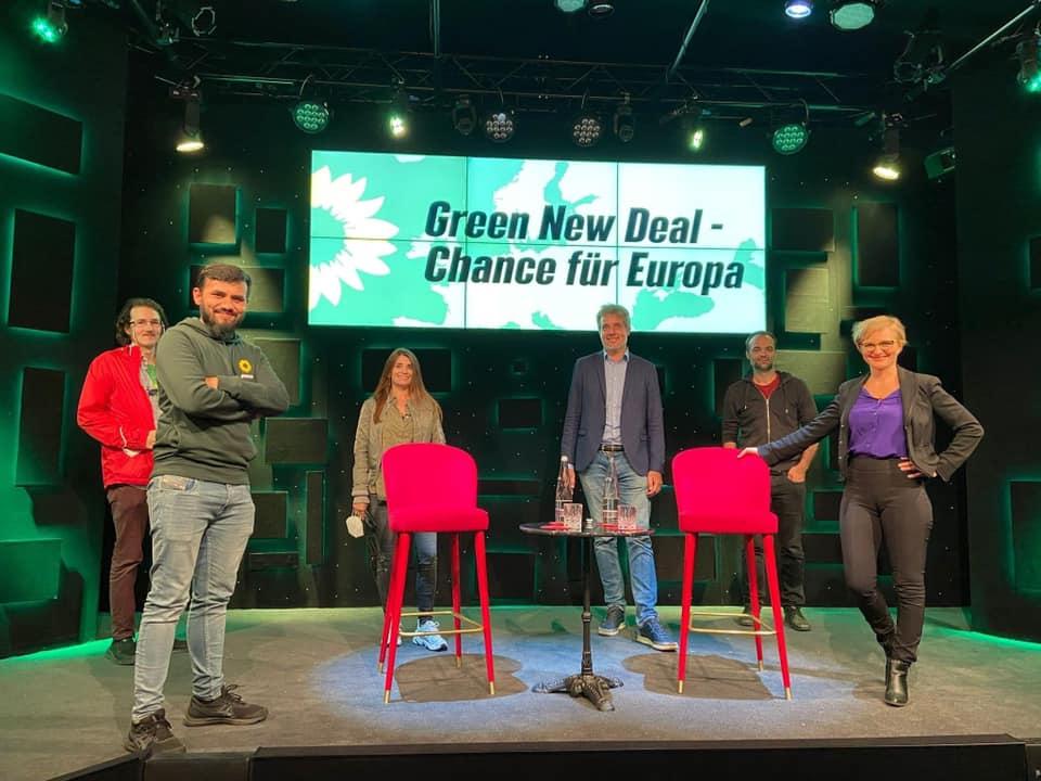 Video zum Europa Event mit Franziska Brantner