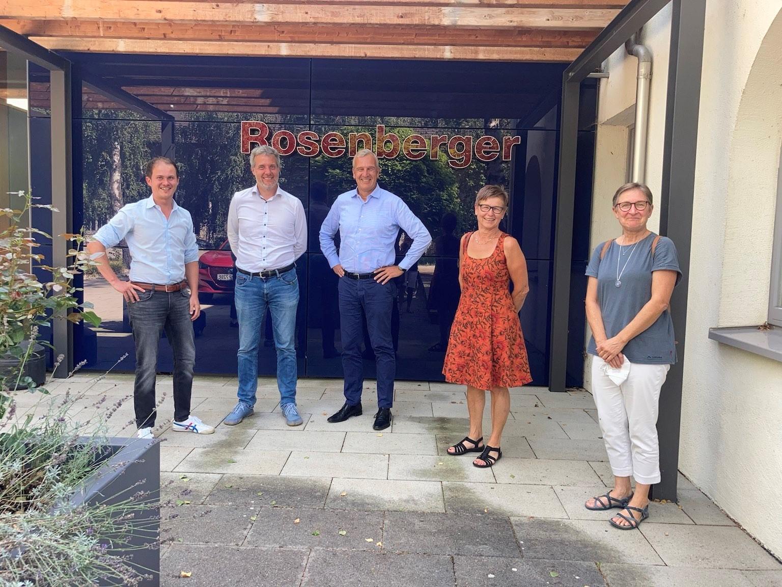 Vor Ort in Traunstein – Regionale Wirtschaft und Klimaschutz