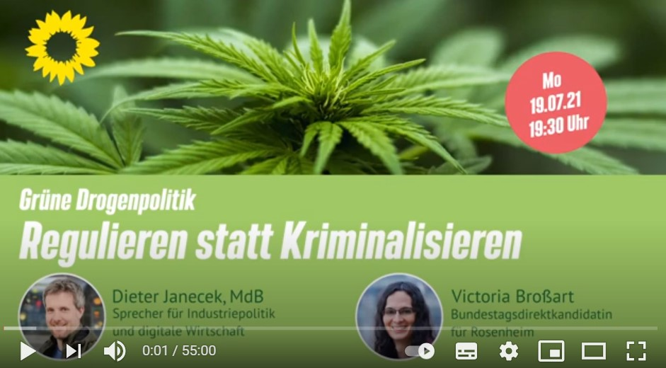 Drogenpolitik: Regulieren – statt Kriminalisieren