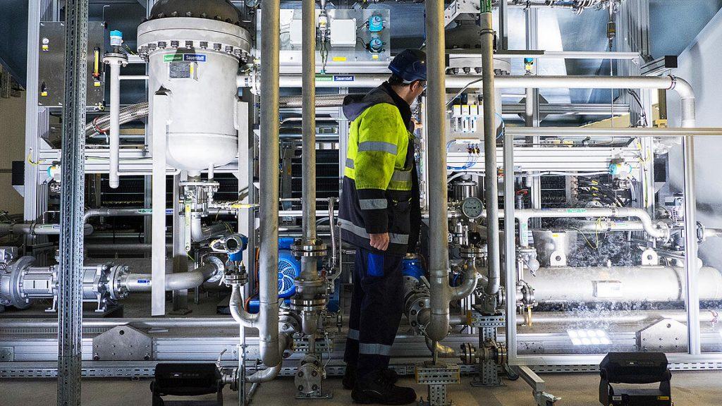 Die GRÜNE Industriestrategie – Den Wandel der Industrie nachhaltig gestalten