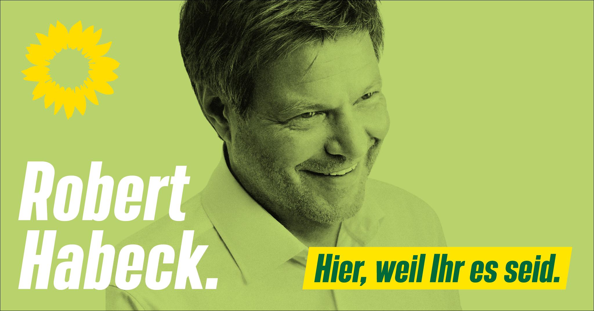 Rober Habeck Header
