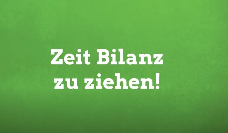 Grüne ziehen zum Abschluss der Enquete KI Bilanz