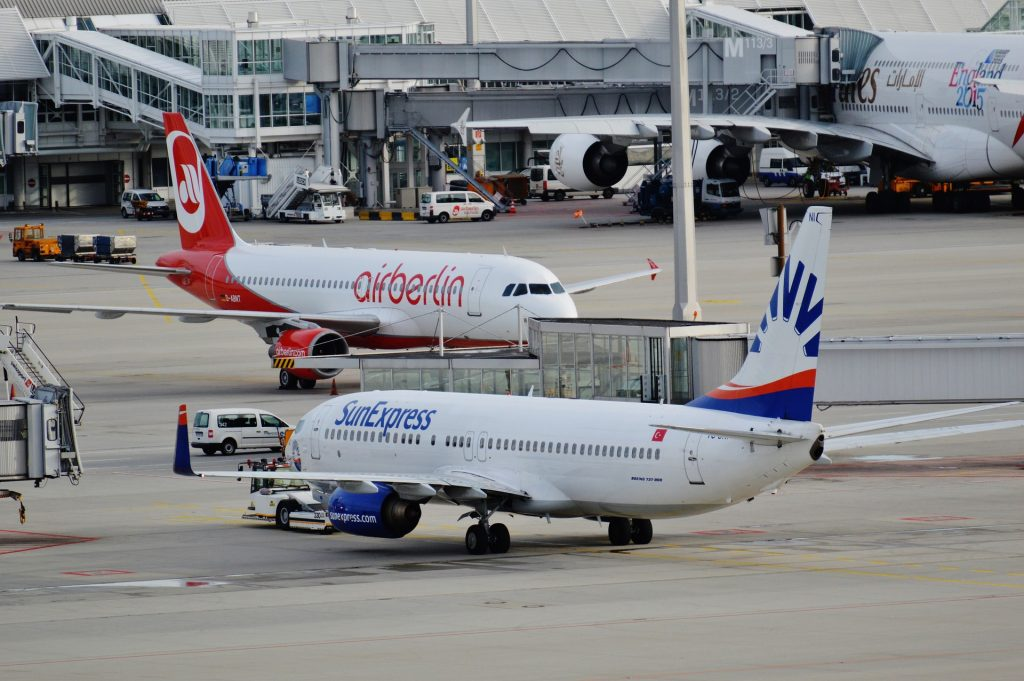 Gefahren durch Ultrafeinstaub aus dem Flugverkehr ernst nehmen!